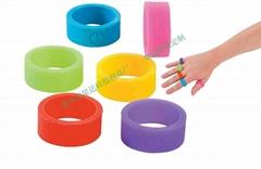 時尚硅膠制品結婚戒指