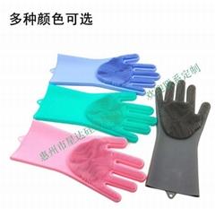 硅胶清洁洗碗手套