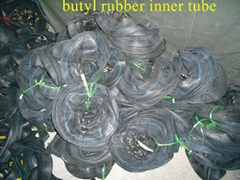 motorcycle inner tube,butyl material,good quality
