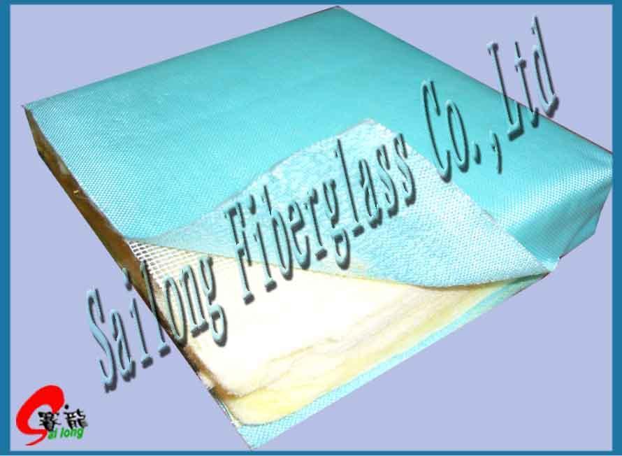 Glass Wool Decorative 1