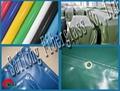 PVC蓬布(塗塑布)
