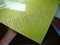 金色玻璃纖維板