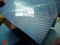 彩色玻璃纖維板