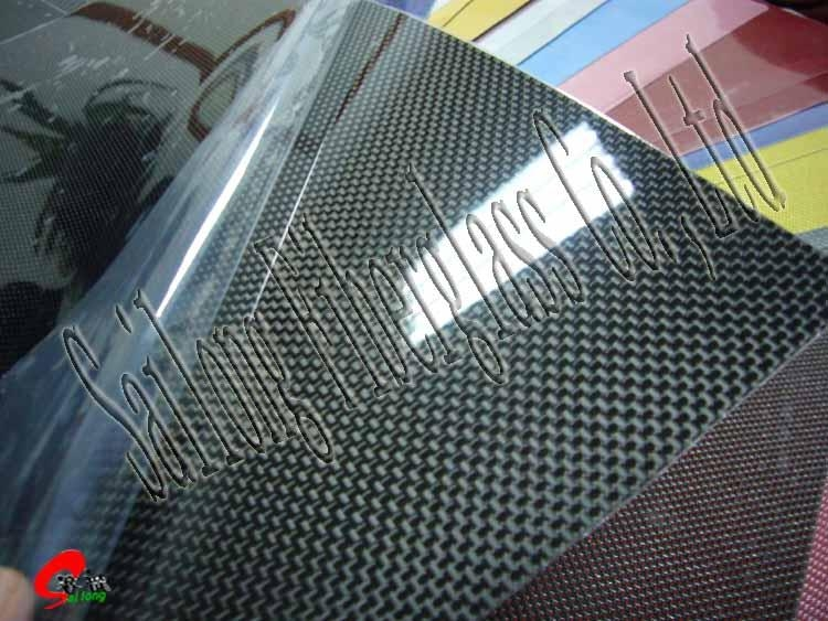 3k Plain weave carbon fiber sheets