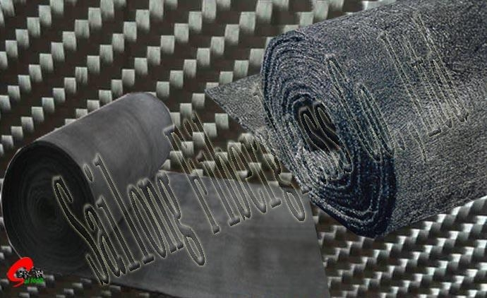 Carbon fiber Needle Mat 1