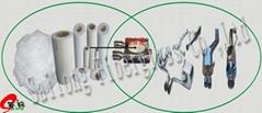 玻璃纖維消音棉(汽車排氣管)