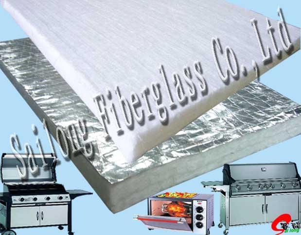 耐火纖維毯(烤爐用) 1
