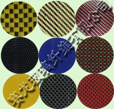 彩色玻璃纖維布 1