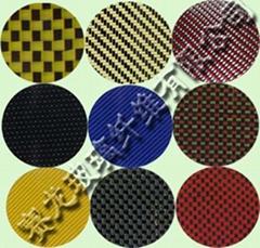 彩色玻璃纖維布