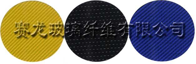 彩色玻璃纖維布 2