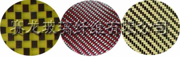 彩色玻璃纖維布 3