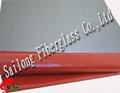 硅橡胶涂覆玻璃纤维布,硅橡胶布