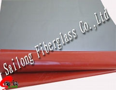 Silica Coated  Fiberglass Cloth