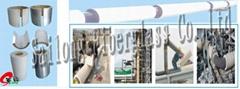 Heating pipe Aerogel Insulation Mat