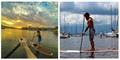 YO-M--YO-B 炭纤维船桨