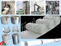 Pipe insulation material
