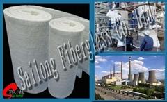 Power Refractory fiber  Mat