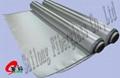 银色电镀玻璃纤维布
