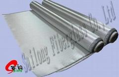 銀色電鍍玻璃纖維布