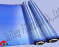 Blue Plated Glass Fabrics