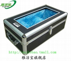 YAJIEBAO shoe cover dispensing machine