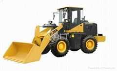 wheel loader 2 ton with