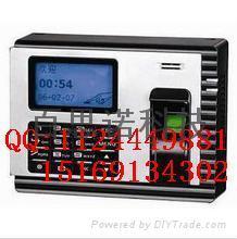 中控指紋考勤機op1000 1