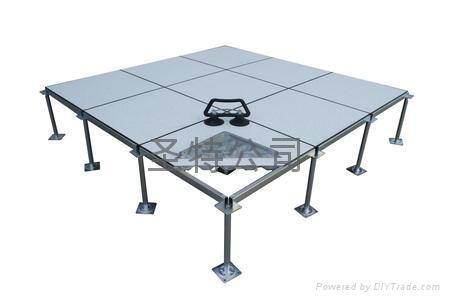 防靜電地板 2