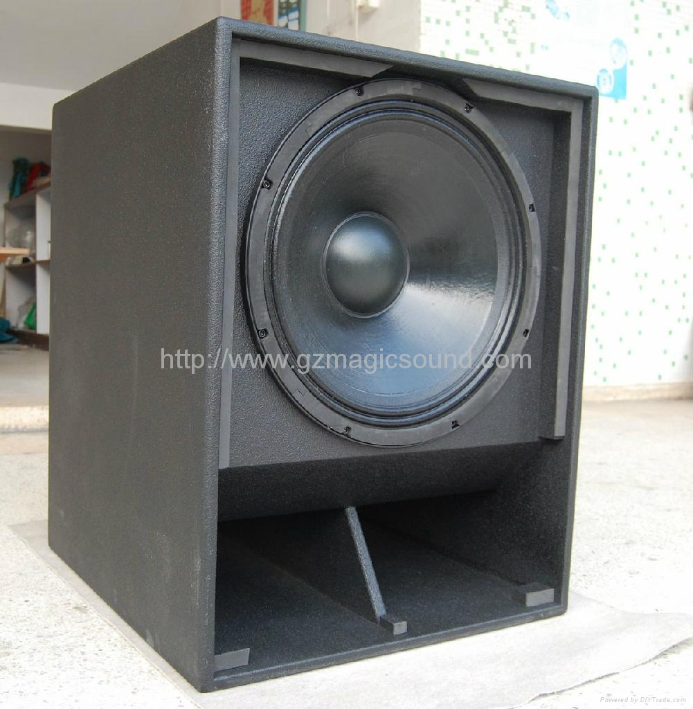 18 Subwoofer Cabinet Design – Jerusalem House