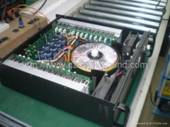 China professional audio power amplifiers