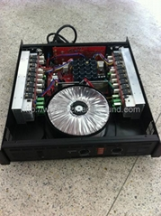 Pro audio power amplifiers