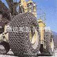 26.5-25轮胎保护链