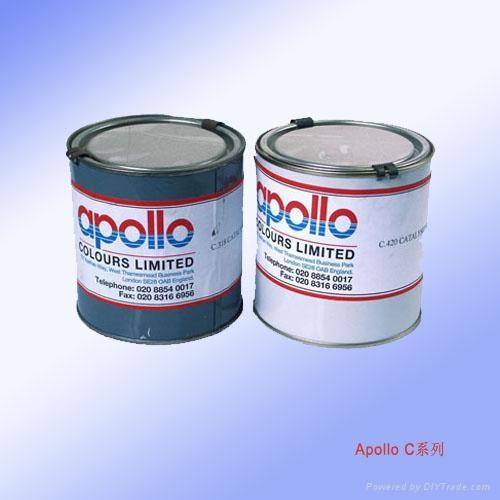 阿波罗C系列玻璃陶瓷油墨 1
