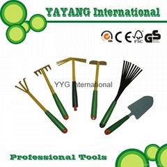 Garden hand tools set fa