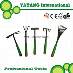 5pcs tool set manufacturing