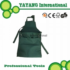 Garden Apron With Pocket for weeding and