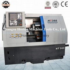 Hoston HT Series Horizontal CNC Slant Bed Lathe Machine