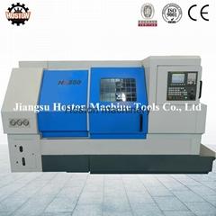 Hoston Automatic High Precision CNC Slant Bed Lathe Machine made in China