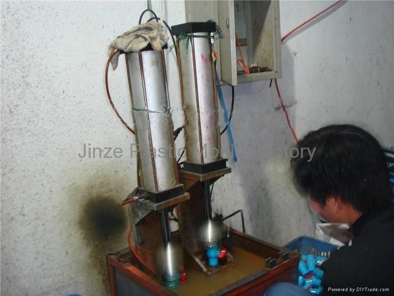 球阀在出厂前必须每个试压,达到水压标准,才可出厂。
