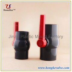 Lever Handle PVC Ball Water Valve