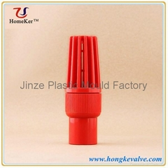 PVC Water Hydraulic Foot Valve