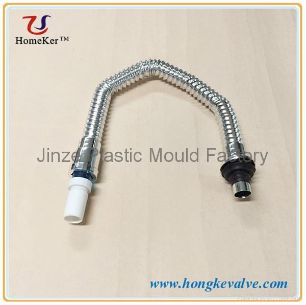 ABS电镀伸缩下水管 3