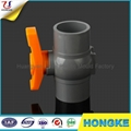 Vietnam Grey Ball Valve Ship Handle with Pedestal