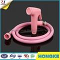 PVC洗手间喷头软管 3