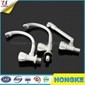 ABS Deck Mount Swan Neck Faucet
