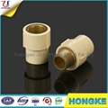 ASTM CPVC Brass Male Thread Coupling