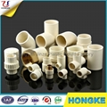 "Plastic CPVC Pipe Coupling 1/2""-2"""