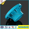 泰国蓝色PVC法兰 4