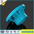 Thailand Blue Plastic PVC Socket Flange