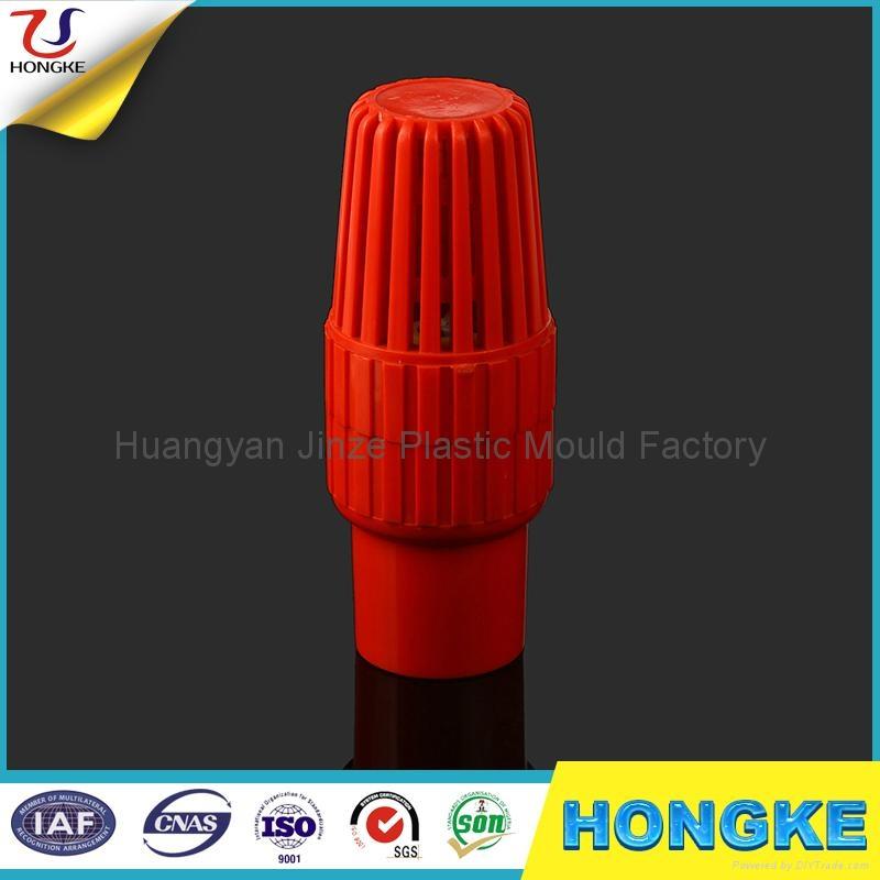 ASTM Standard Red PVC Foot Valve